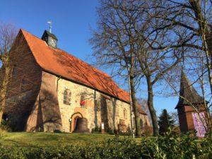 Hittfeld Mauritiuskirche